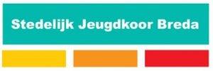 Stedelijk Jeugdkoor Breda: logo footer
