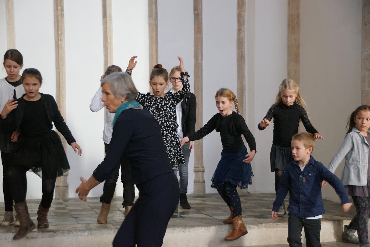 Stedelijk Jeugdkoor Breda: Proeflessen